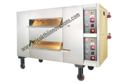 LPG Oven with Auto Clectric